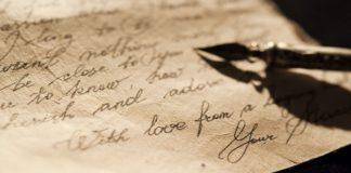 brev fra mor