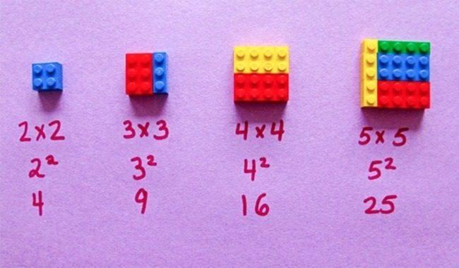 lego matematikk
